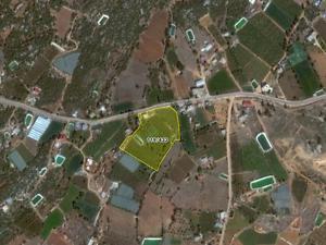 Mersin Silifke Şirketten Satılık 5843 m2 Tarla