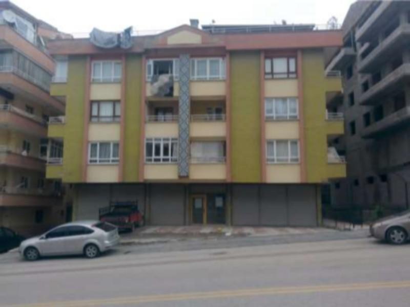 Ankara Mamak Şahintepe'de 123 m2 Depolu Dükkan