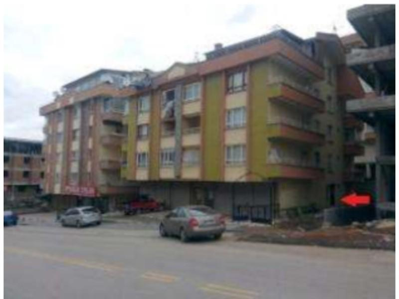Ankara Mamak Şirketten Satılık 123 m2 Dükkan