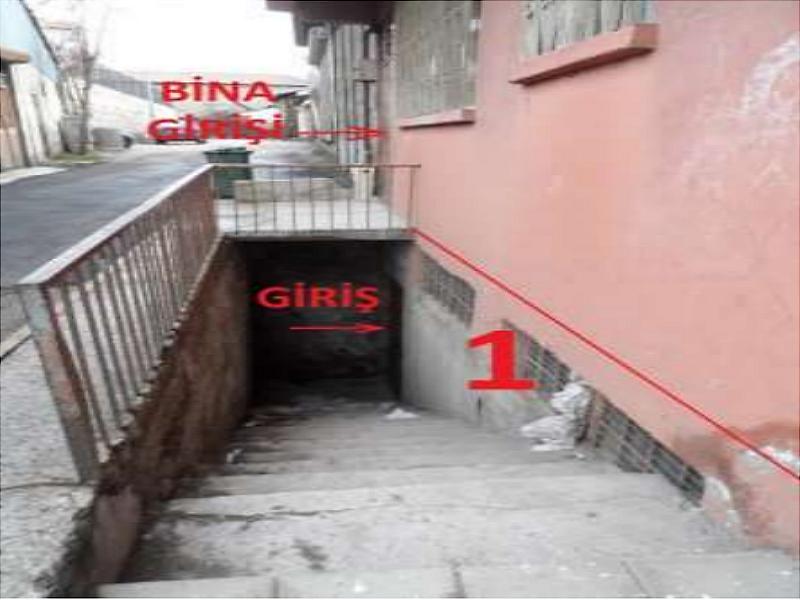 Erzurum Yakutiye Şirketten Satılık 60 m2 Daire