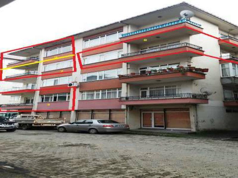 Artvin Arhavi Şirketten Satılık 118 m2 Daire