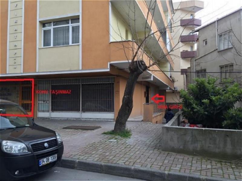 İstanbul Küçükçekmece Şirketten Satılık 66 m2 Dükkan