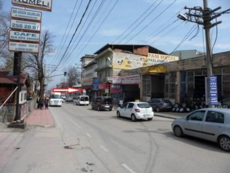 Bursa Osmangazi Şirketten Satılık 383 m2 Müstakil Bina
