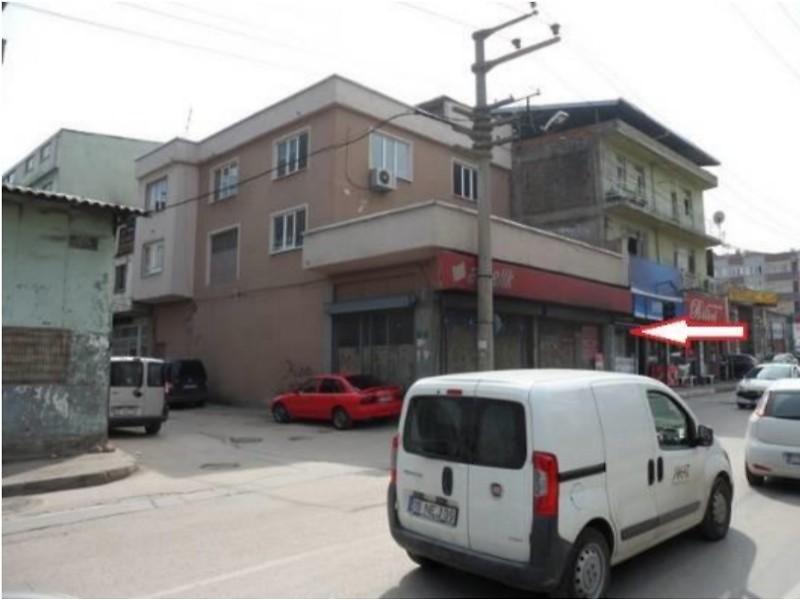 Bursa Osmangazi Namık Kemal Mahallesi'nde Müstakil Bina