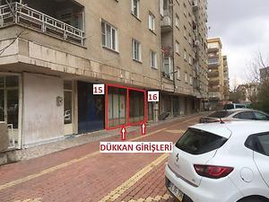 Konya Selçuklu Şirketten Satılık 26 m2 Dükkan