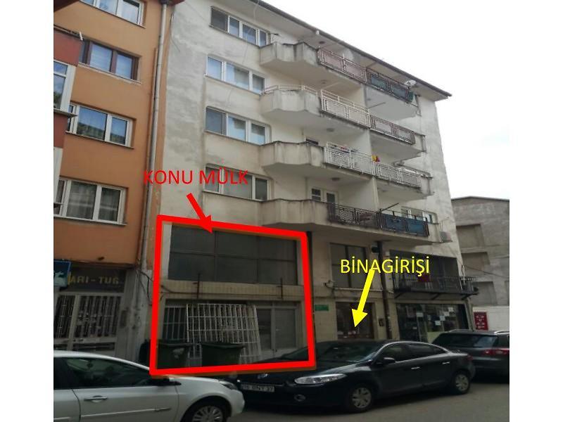 Bursa Osmangazi'de 290 m2 Dükkan