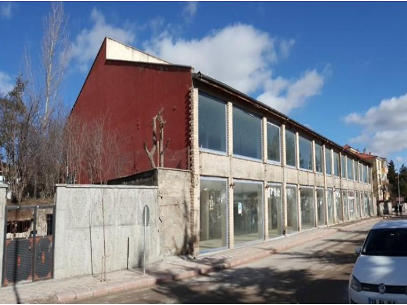 Çankırı Çerkeş Hükümet Caddesi'nde Bina