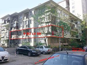 İstanbul Kadıköy Sahibinden Satılık 118 m2 Daire