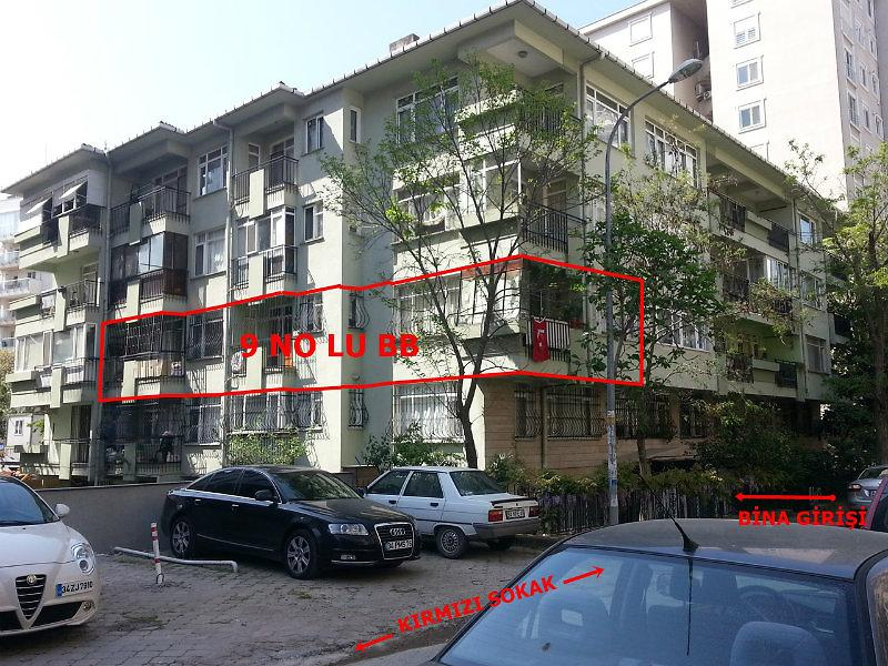 Suadiye Mahallesi'nde Yatırımlık 3+1 Daire