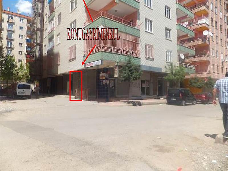 Diyarbakır'da 16m2 Dükkan