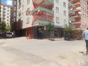 Diyarbakır Bağlar Şirketten Satılık 16 m2 Dükkan