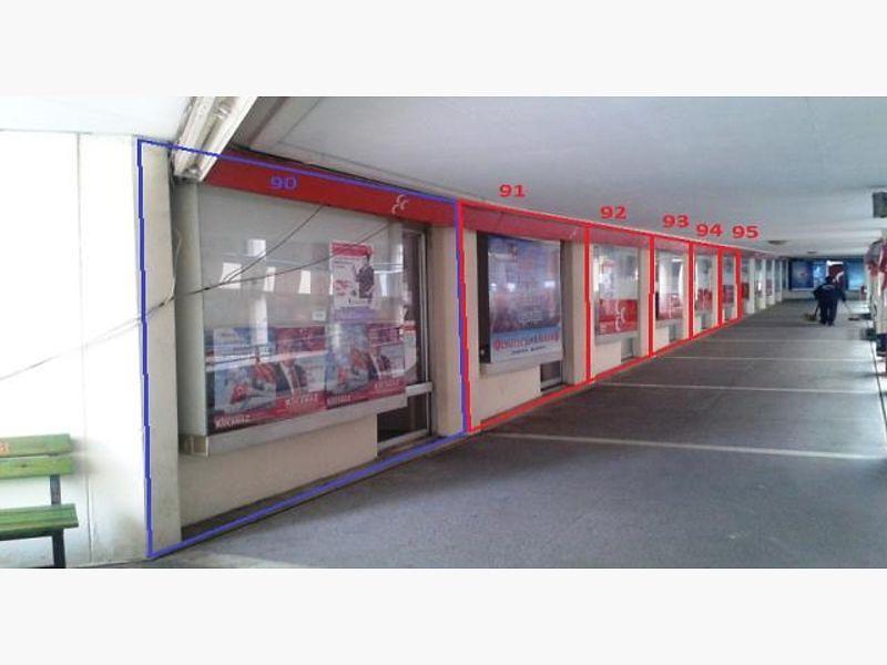 Mersin Akdeniz Bankadan Satılık 34 m2 Dükkan