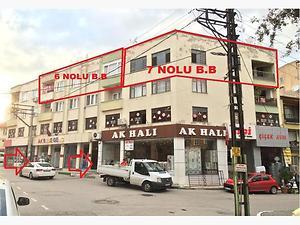 Bursa Osmangazi Bankadan Satılık 125 m2 Daire