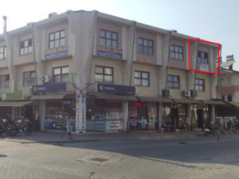 Muğla Fethiye'de 87m2 Ofis