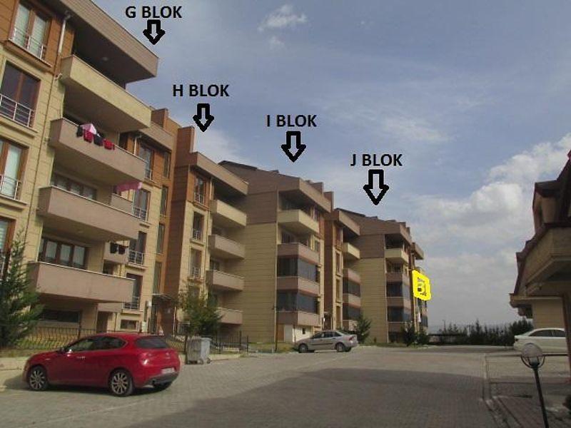 Karabük Safranbolu'da 118 m2 3+1 Daire