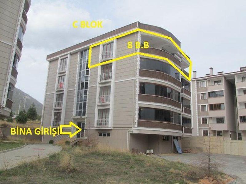 Karabük Safranbolu'da 135 m2 3+1 Daire