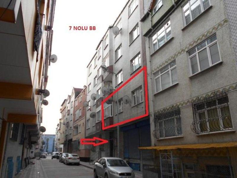 İstanbul Sultangazi Bankadan Satılık 114 m2 Daire