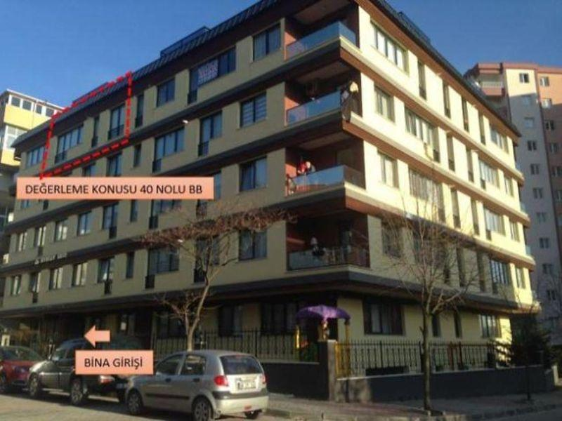 İstanbul Kağıthane Bankadan Satılık 1 m2 Daire