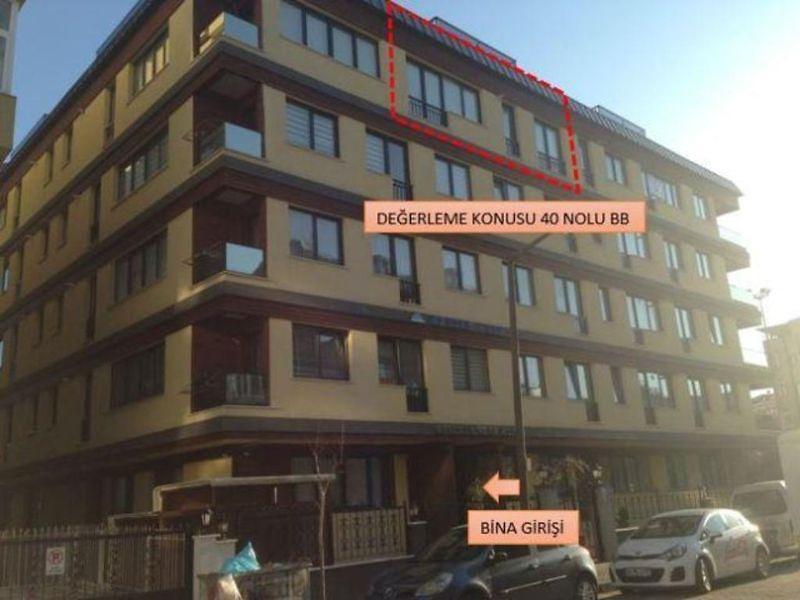 İstanbul Kağıthane'de 3+1 Daire