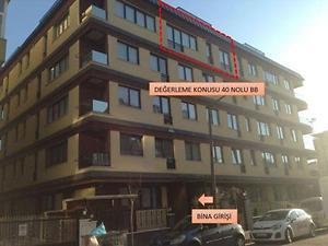 İstanbul Kağıthane Bankadan Satılık 101 m2 Daire