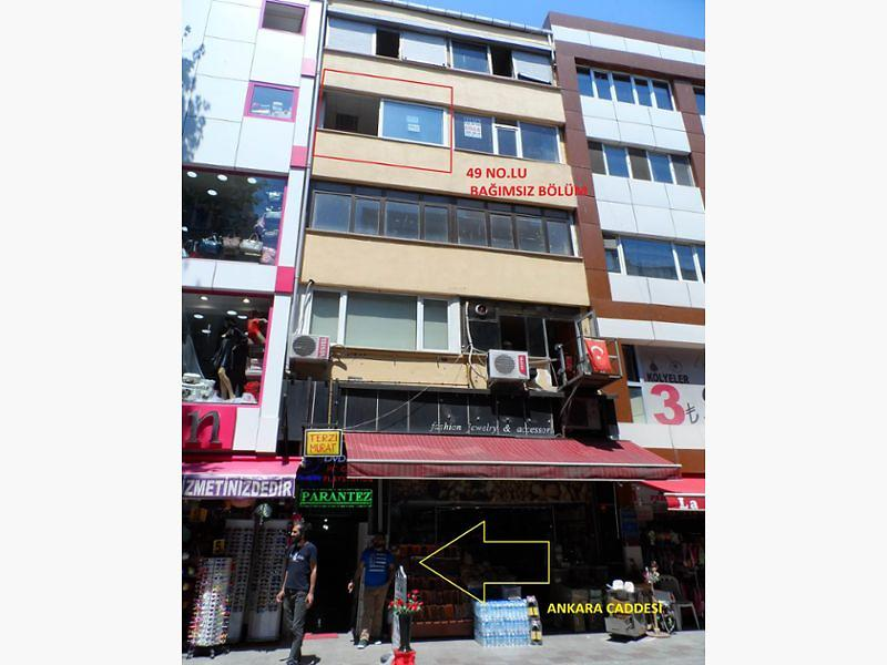 İstanbul Kartal Bankadan Satılık 11 m2 Ofis