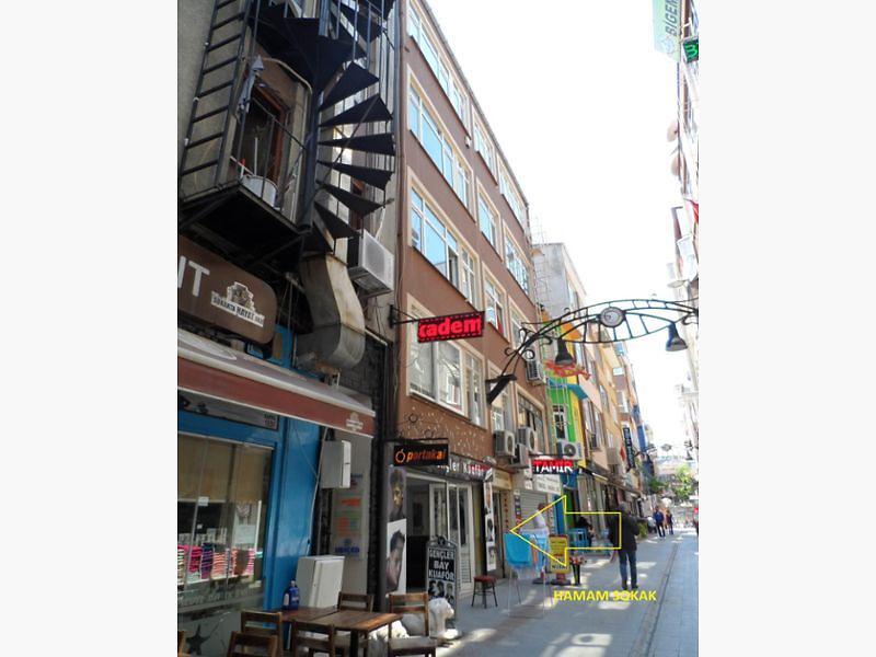 İstanbul Kartal Bankadan Satılık 9 m2 Ofis