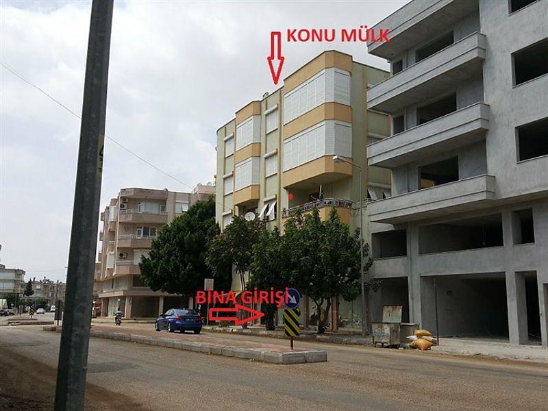 Antalya Kumluca Bankadan Satılık 1249 m2 Bina