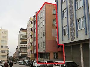 Samsun İlkadım Bankadan Satılık 57 m2 Daire