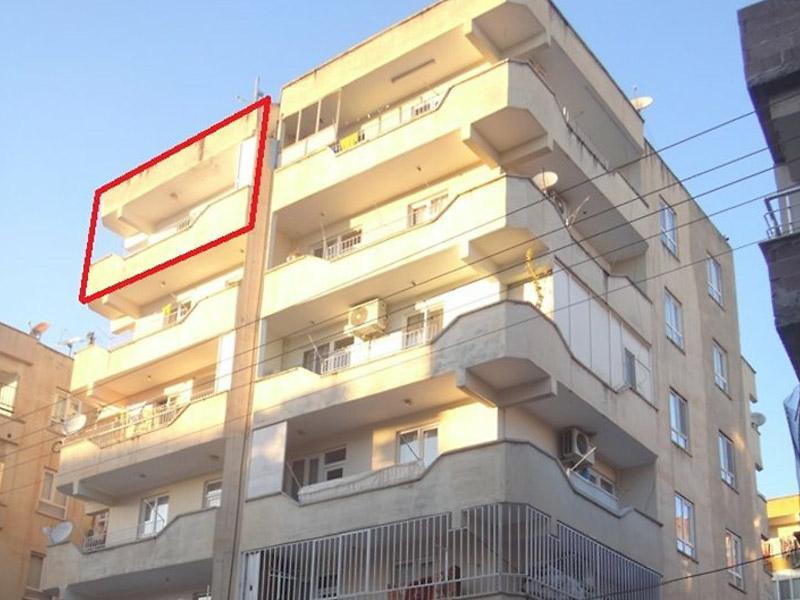 Şanlıurfa Haliliye Şairnabi'de 2+1 Daire 104 m2