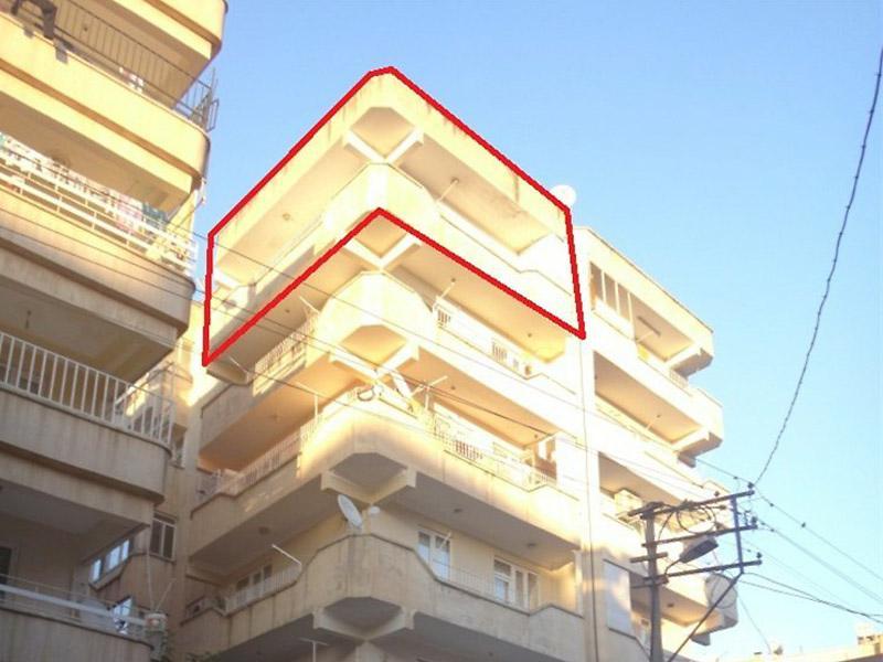 Şanlıurfa Merkez Bankadan Satılık 104 m2 Daire