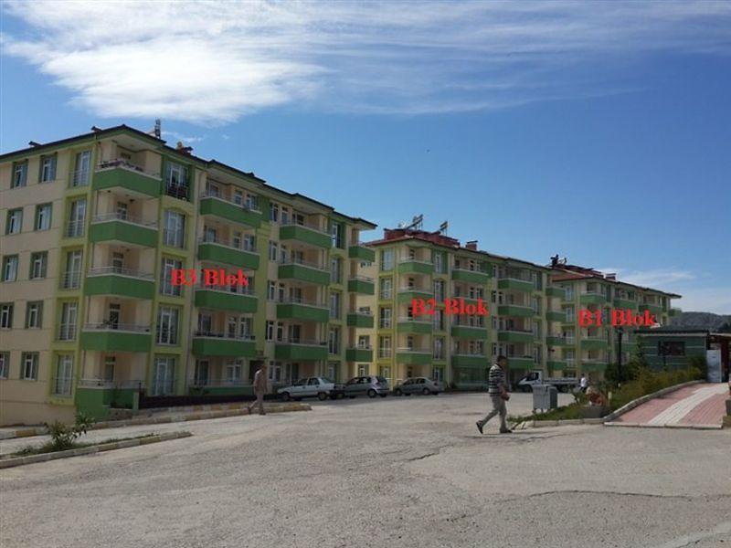 Amasya Taşova Altın Sitesi'nde 3+1 Daire (B4 Blok no: 15)
