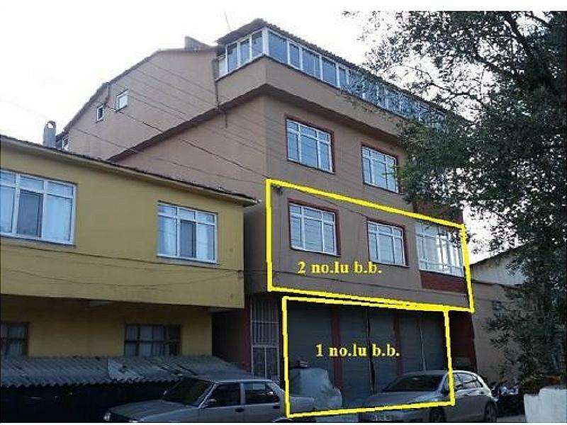 Sakarya Geyve'de 110 m² Dükkan