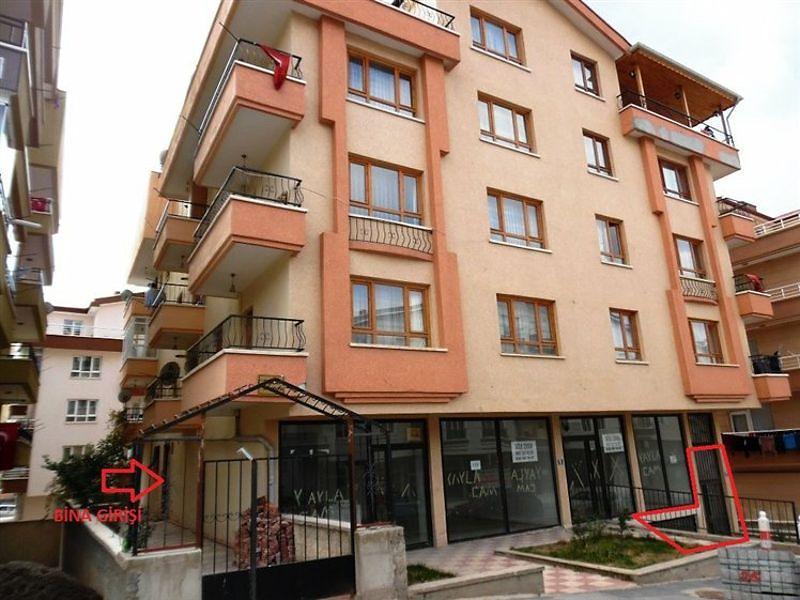 Ankara Mamak Bankadan Satılık 79 m2 Dükkan