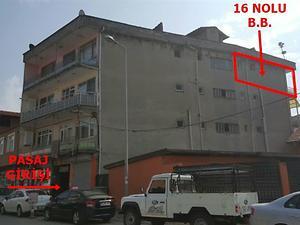 Sakarya Akyazı Bankadan Satılık 114 m2 Daire