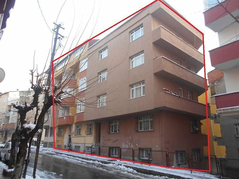 İstanbul Sultangazi Bankadan Satılık 56 m2 Daire