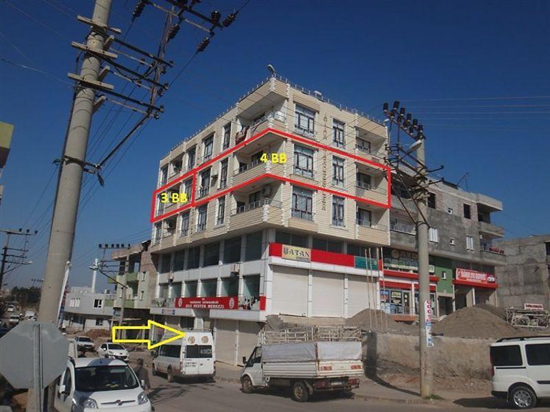 Şanlıurfa Viranşehir Bankadan Satılık 138 m2 Daire