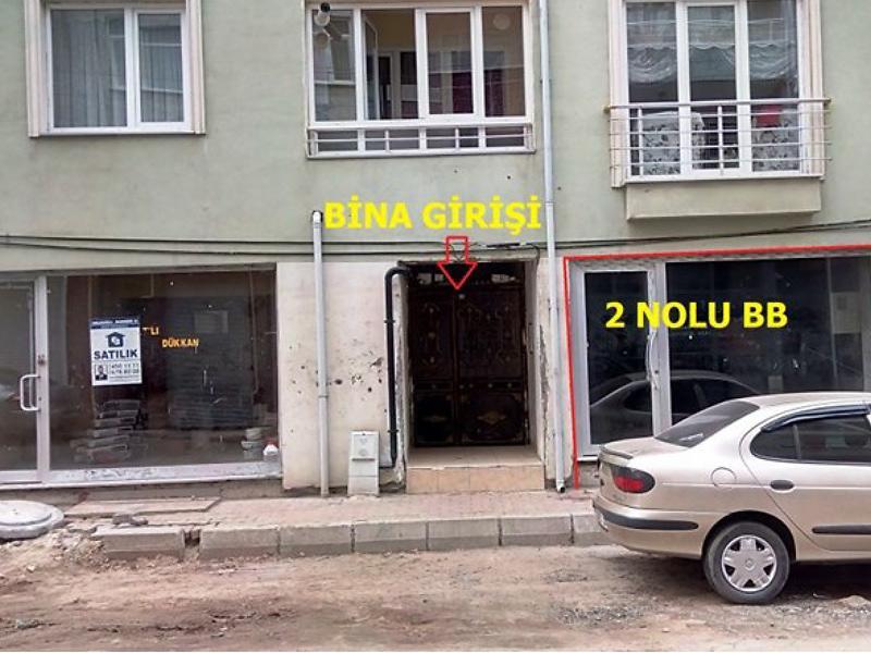 Tekirdağ Çorlu Şeyhsinan'da Depolu Dükkan 53 m2