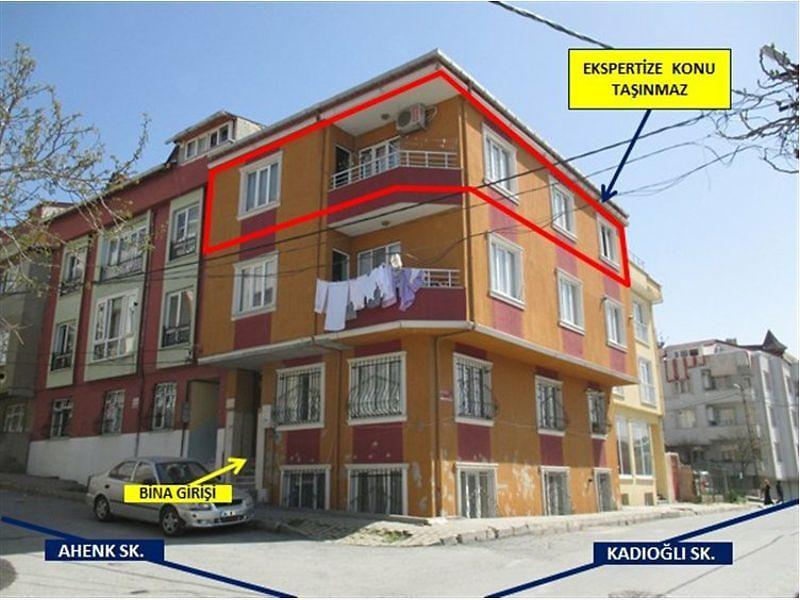 İstanbul Arnavutköy Merkez Mahallesi'nde 2+1 Daire
