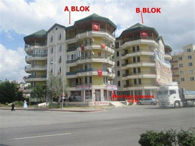 Ankara Kazan Kayı Mahallesi'nde 130 m2 Daire 3+1