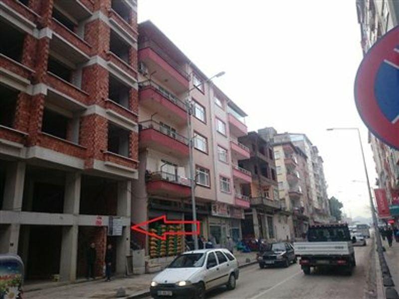Ordu Ünye Liseler Mahallesi'nde 1+1 Daire 77 m2
