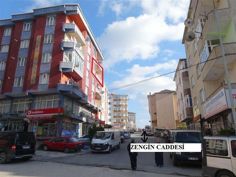 Tekirdağ Kapaklı Cumhuriyet Mahallesi'nde 2+1 Daire 82 m2