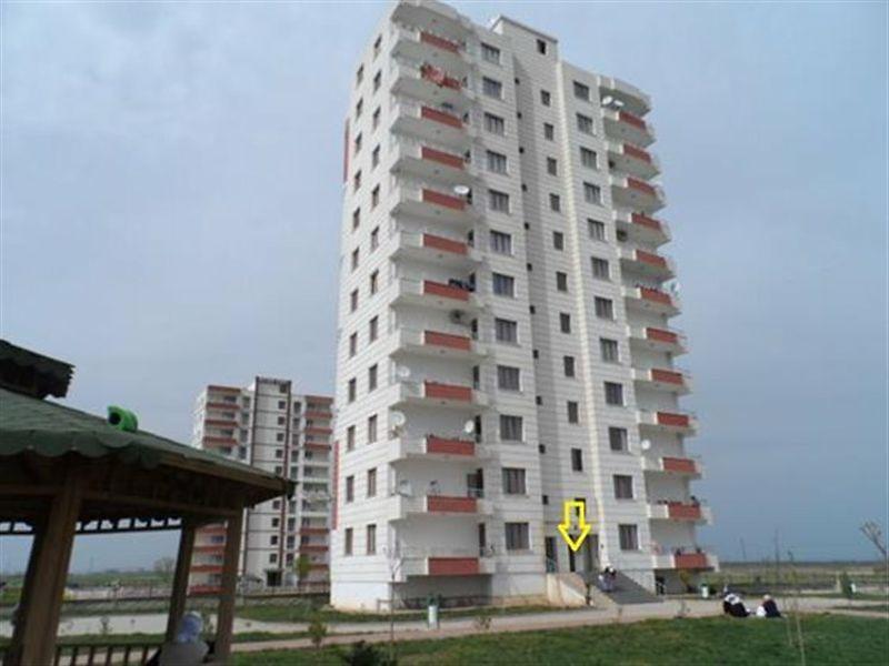 Diyarbakır Yenişehir Üçkuyu'da 1+1 Daire 75 m2