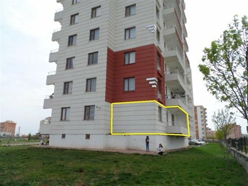 Diyarbakır Yenişehir Bankadan Satılık 75 m2 Daire