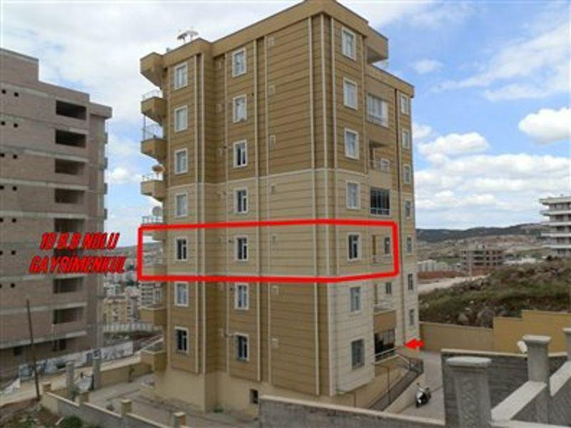 Şanlıurfa Merkez'de 105 m2 Daire