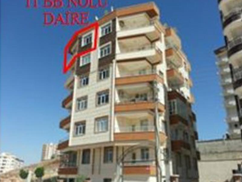 Şanlıurfa Merkez Bankadan Satılık 130 m2 Daire