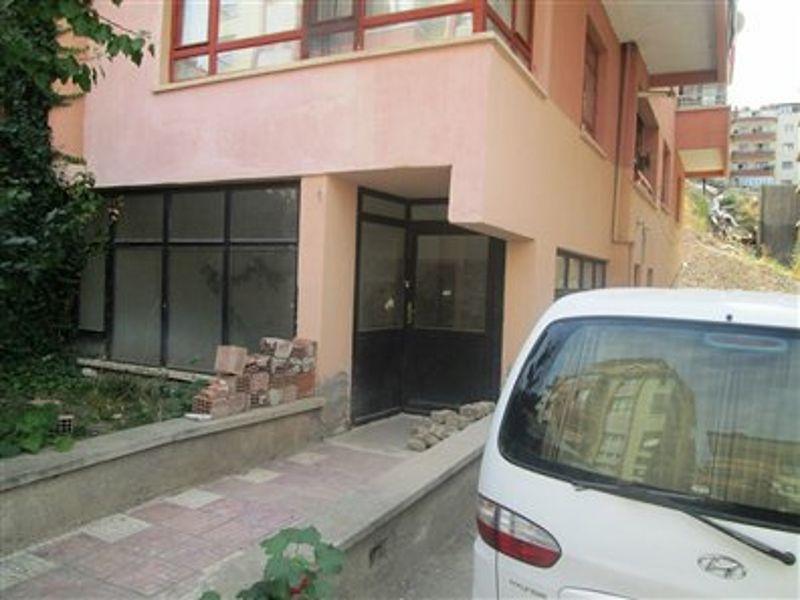 Ankara Mamak Bankadan Satılık 68 m2 Dükkan