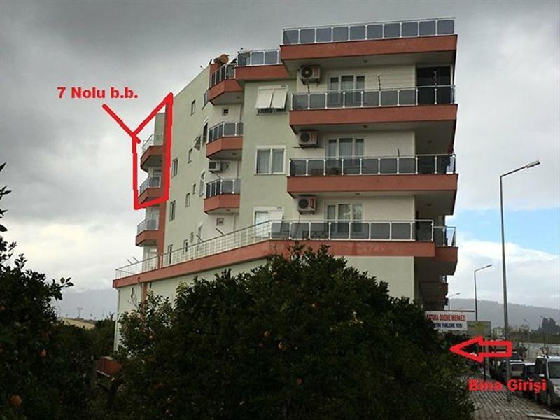 Antalya Kumluca Bankadan Satılık 194 m2 Daire
