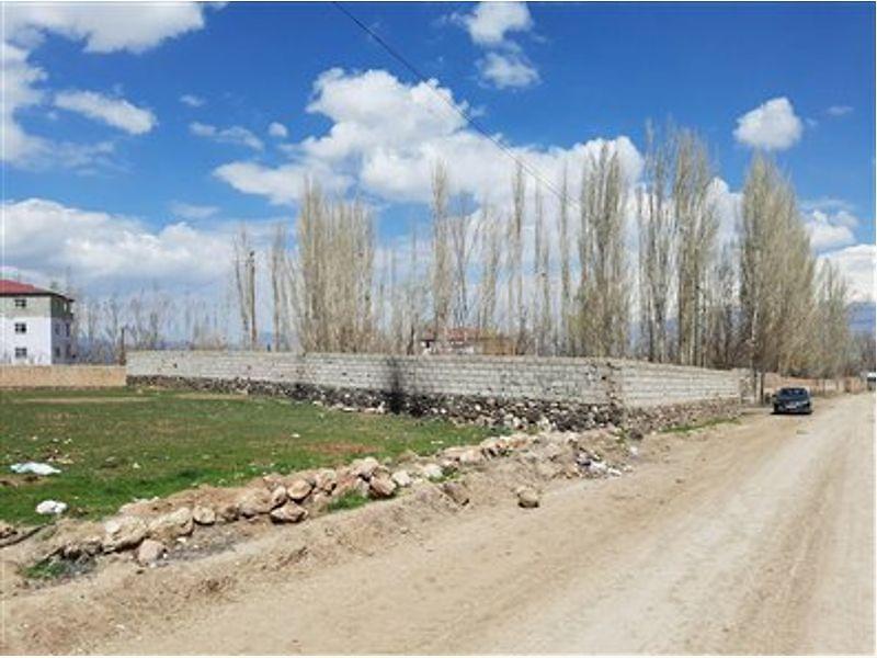 Ağrı Doğubeyazıt Koçkıran'da 450 m2 Arsa