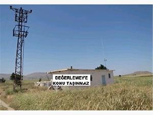 Nevşehir Merkez Bankadan Satılık 22550 m2 Tarla