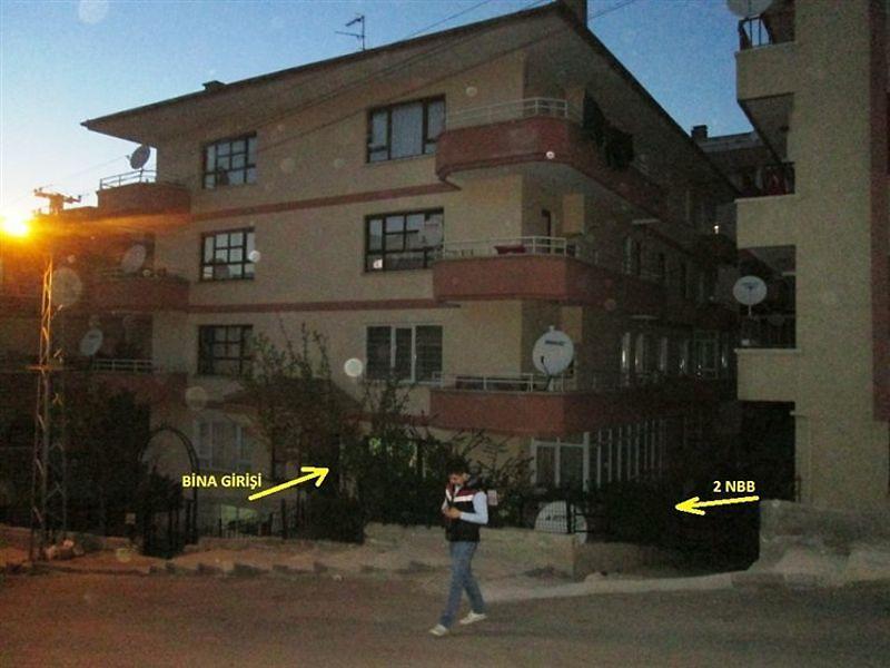 Ankara Mamak Zeki Doğan Mahallesi'nde 3+1 Daire 115 m2